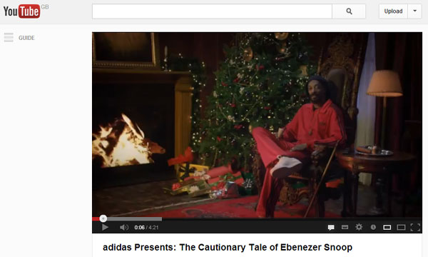Youtube Snoop Dogg Holidizzle