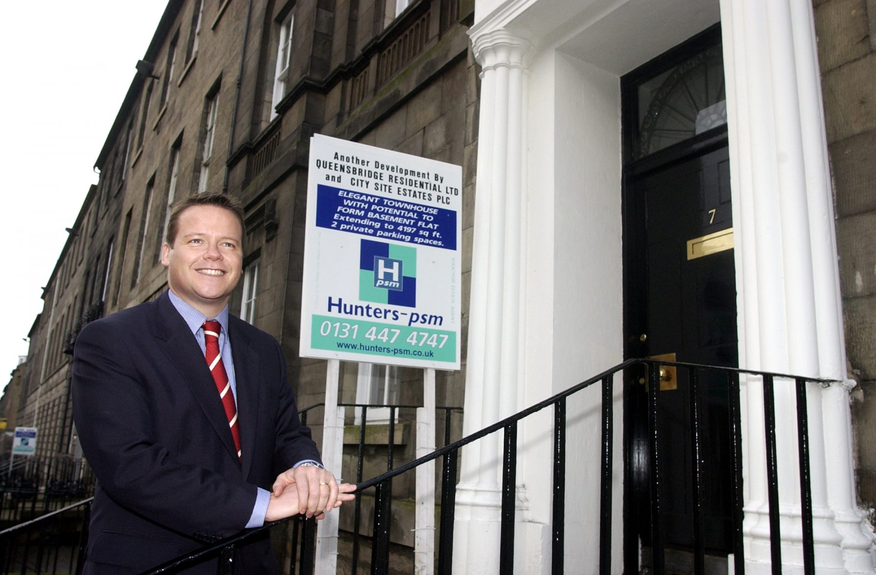 Property PR photo of Matthew Gray of PSM Law Group