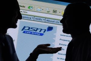 PSM Law Group celebrates awards with PR photography