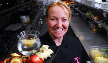 Tigerlily head chef Suzanne O'Connor tells us how to keep meals simple yet delicious. Photographed by Scottish Food and drink PR experts.