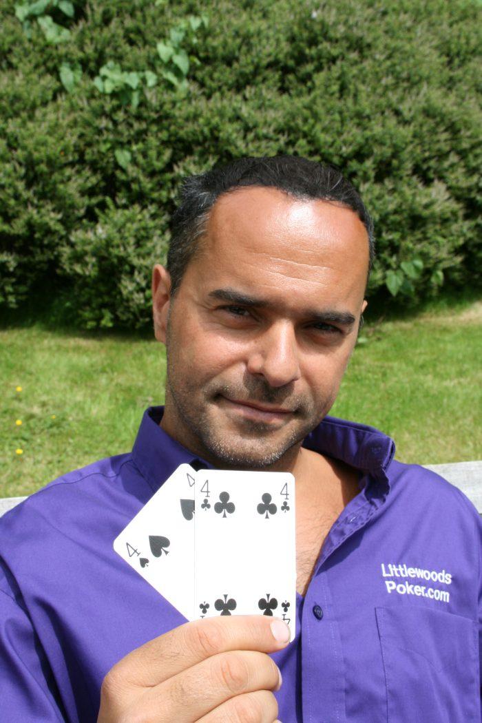 Consumer PR photography Michael Greco Eastenders headshot for Littlewoods Edinburgh PR