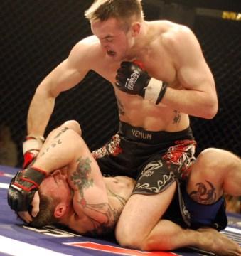 McKibbin vs Kerpe Cage Wars