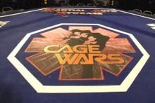 Cage Wars Mat