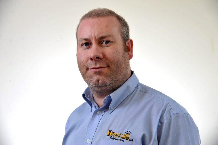 One Call Home assist headshot John Dickson by Holyrood PR Edinburgh Award Winning Property PR