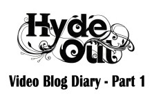 Hyde Out PR video blog part 1 in pub Pr campaign