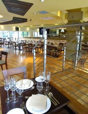 PR photos of a pub and restaurant about to undergo a design transformation