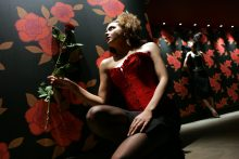 Hotel PR photograph of lulu glamour launch party located underneath Tigerlily, Edinburgh photographed by Scottish PR agency