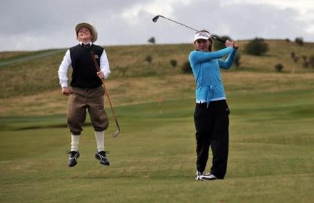 US Kids Golf PR photography