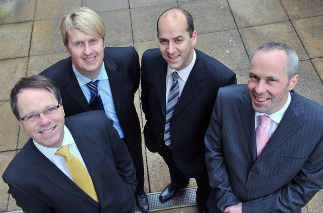Public relations agency Holyrood PR delivered success for Space Solutions
