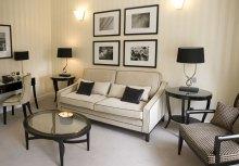 Hotel PR photography for Fraser Suites in Edinburgh, Scotland
