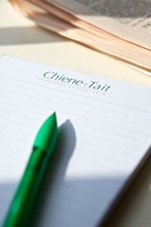Public relations for Chiene and Tait chartered accountants