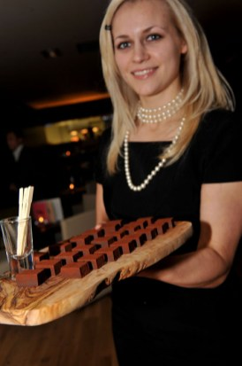 Food and drink PR photos for style bar Hyde Out