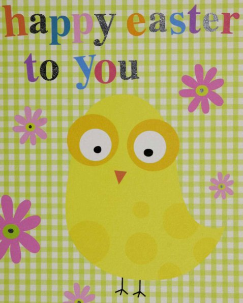 Just one of the many cards available this Easter at Scribbler both online and in stores across the UK.