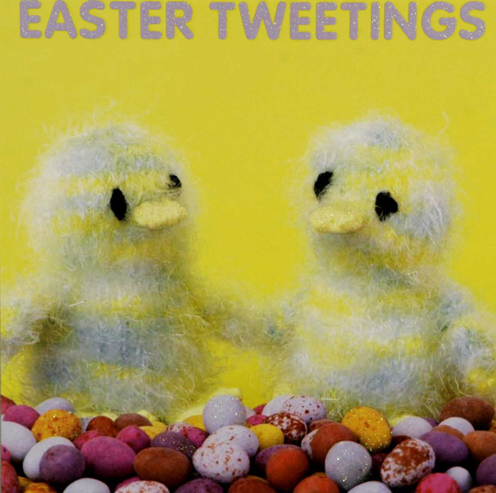 Easter eggs are great but Scribbler cards are just as good and not as fattening! Check out the selection of cards both in store and online.