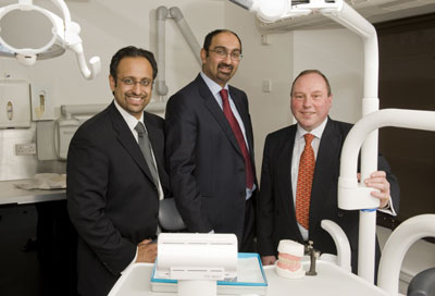 The highly qualified team of cosmetic dentists at Lubiju