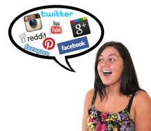 Social media and the PR mix