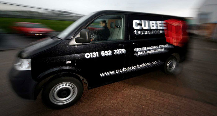Cube Datastore worked with Scottish public relatons agency Holyrood PR in Edinburgh