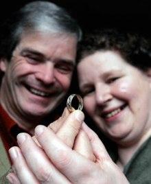 PR phtoography for Edinburgh jeweller specialist in Scottish Gold