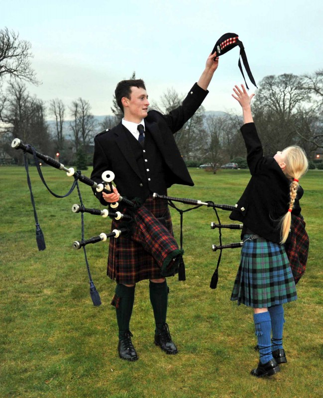School piping championships