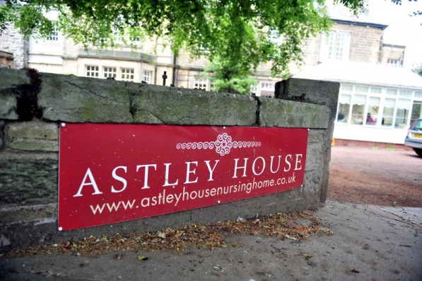 Astley House care home in North Berwick, East Lothian