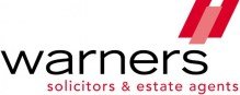 The logo of legal an dproperty experts Warners, which works with Scottish public relations agency Holyrood PR in Edinburgh