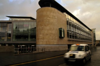 Edinburgh Council headquarters