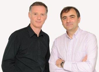 Scott and Raymond