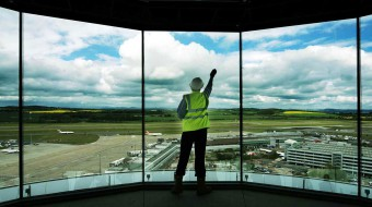 Edinburgh Airport Tower