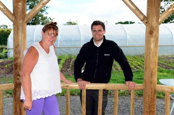 Edinburgh PR agency handels public relations and photography for wind farm company