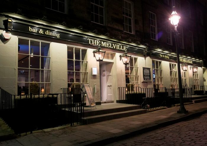 Food and Drink PR photography The Melville Bar Exterior