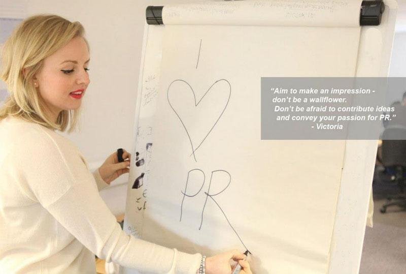 PR Intern Pic