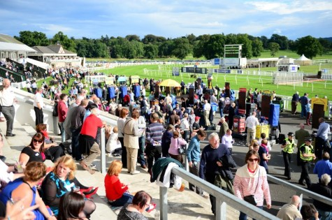 Perth Racecourse celebrated the Scottish Food and Drink Fortnight in style with a day of racing and hospitality dedicated to the best of Scottish food and drink.