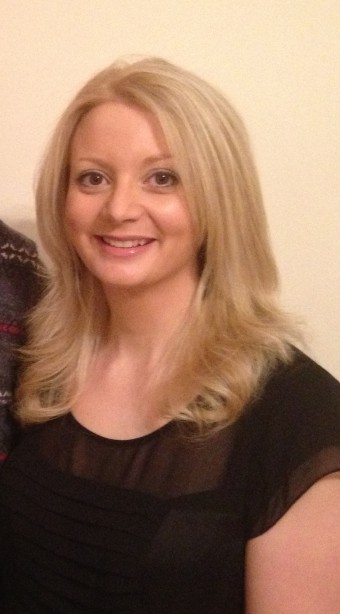 Claire Blackwood- Health Improvement Scotland Nurse awarded Florence Nightingale scholarship