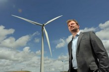 Holyrood PR in Edinburgh deliver record breaking coverage for wind energy firm
