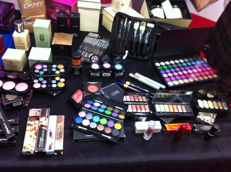 Counterfeit Cosmetics PR in Scotland