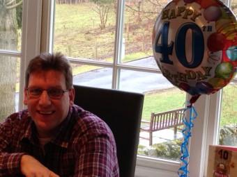 Bruce's Birthday
