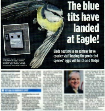 22 MAY Edinburgh Evening News PG 21 CROP