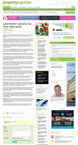30 MAY Property Reporter