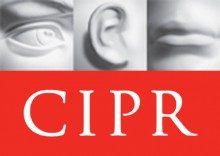 Logo of the Chartered Institute of Public Relations (CIPR)