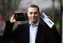David Connor of public relations agency Holyrood PR was named Scotland's outstanding young Communictor at the 2006 CIPR Scotland PR awards