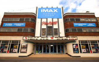 IMAX cinema launches in Perth on 5th July 2014
