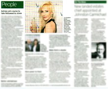 Louise Scotsman newspaper