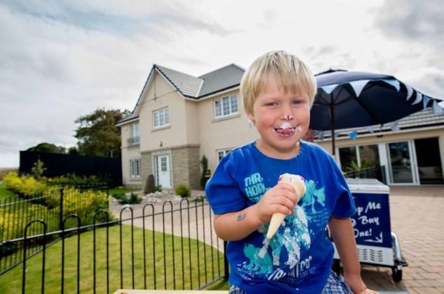 PR agency for CALA Homes is Holyrood PR in Edinburgh