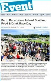 Perth Racecourse Event Magazine