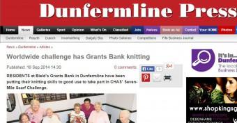 Dunfermline Press Online Coverage