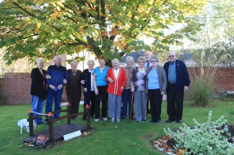Thornhill Court Gardens