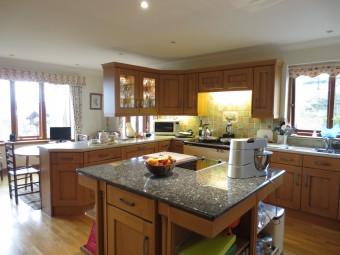 kitchen at Birchfield