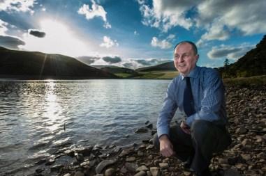 Alan Munro, Thames Water (Scotland)