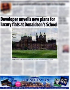 Donaldsons college in edinburgh evening news