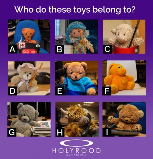 toy stories from Scottish public relations agency